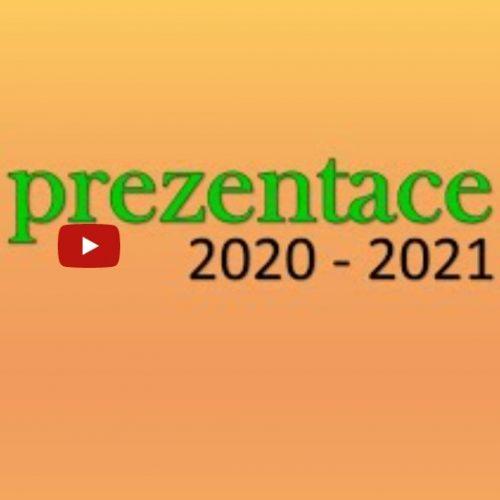Školní prezentace 2020 - 2021 IV. Třída